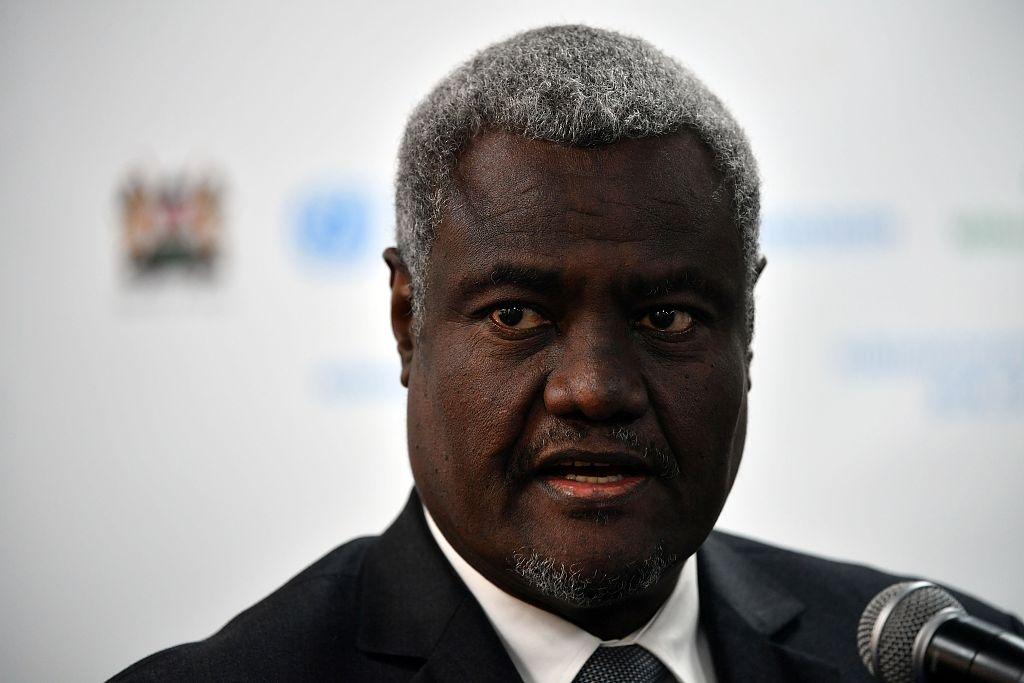 AU calls for lifting of economic sanctions imposed on Zimbabwe