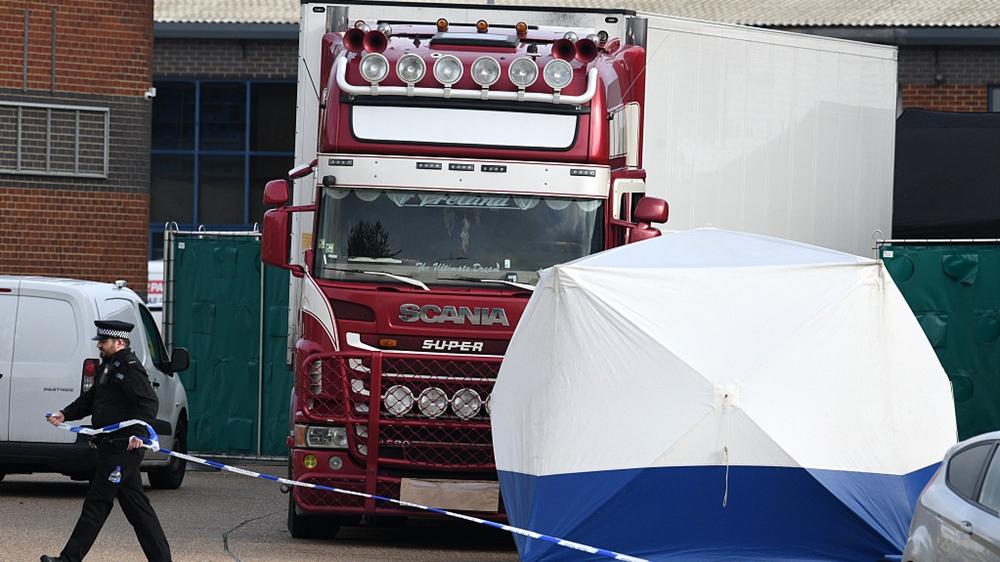 Vietnam works with the UK on Essex truck deaths investigation