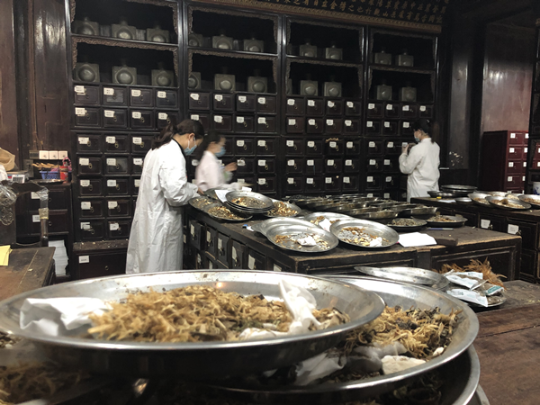 How Western and Chinese medicine can work together