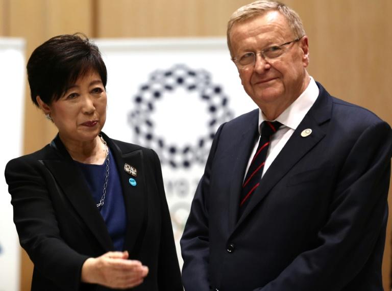 IOC defends moving Tokyo Olympic marathon, says decision final