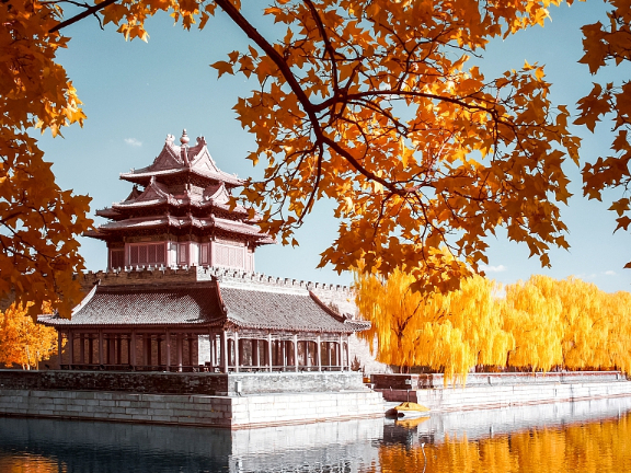 Best places to see amazing fall colors in Beijing