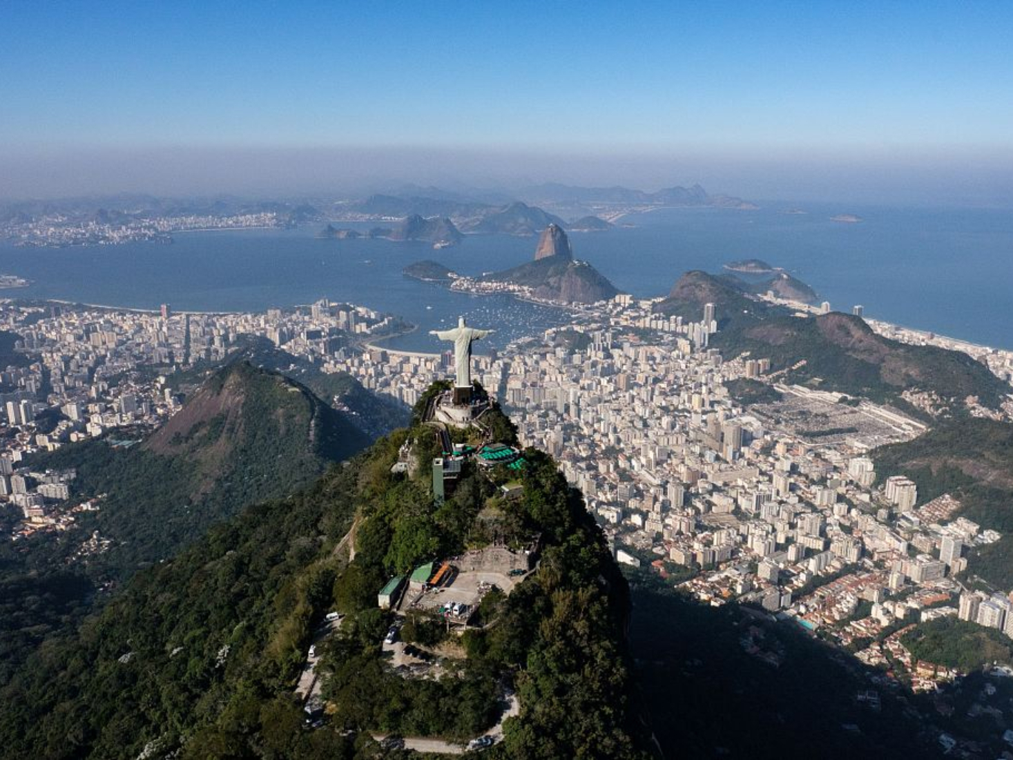 Brazil no longer requires visas from Chinese tourists, businessmen