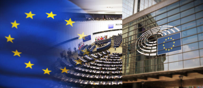 China resolutely opposes European Parliament's interference in internal affairs