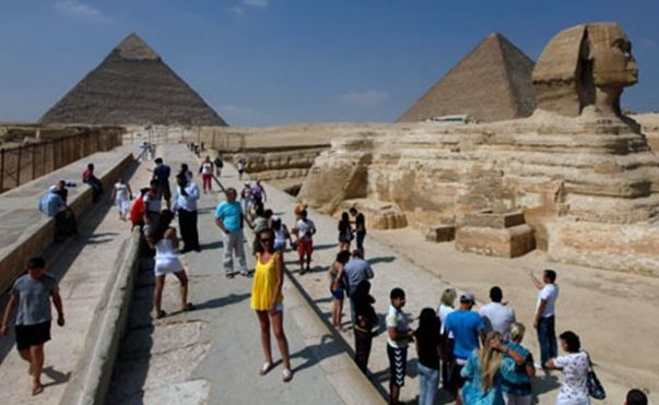 Chinese diplomat expects increase of Chinese tourists to Egypt