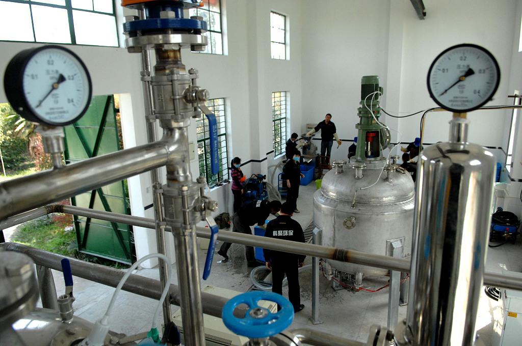 Output of China's bio-fermentation industry reaches 247 billion yuan