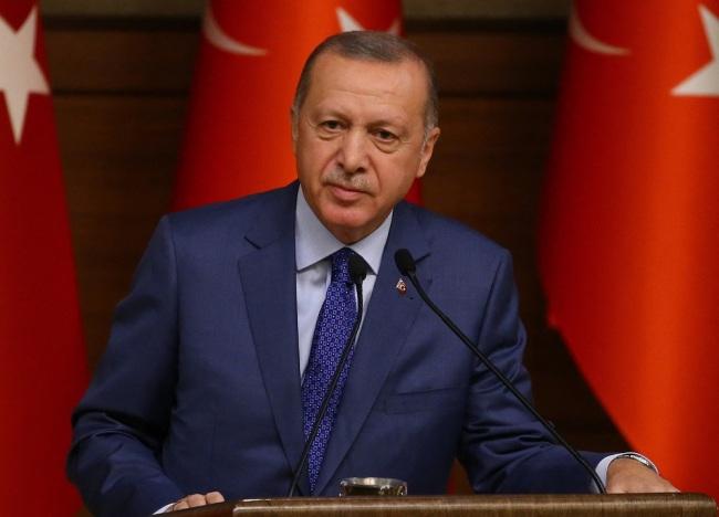 Erdogan says will clear 'terrorists' from Syria border if Sochi deal fails