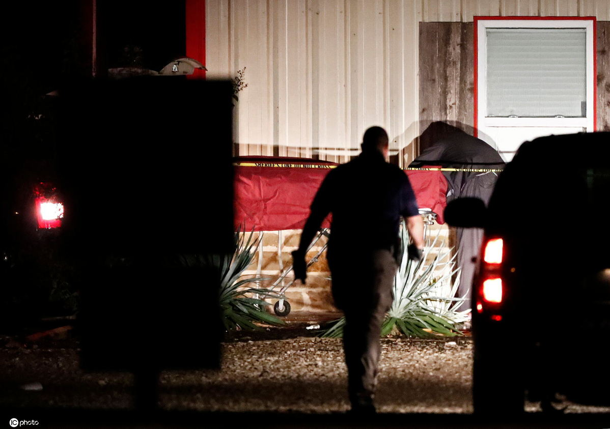 2 dead, 14 injured after shooting at Texas homecoming party