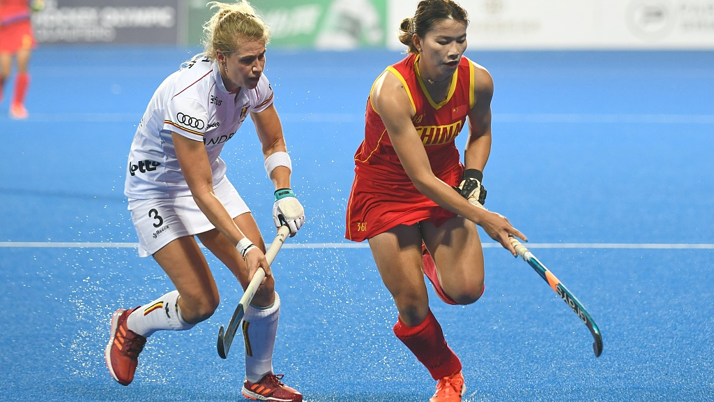 China qualifies for women's field hockey at 2020 Tokyo Olympics