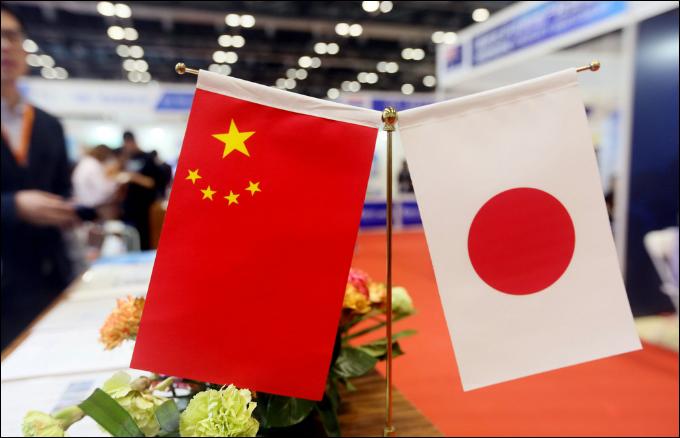 Mutual views of Chinese, Japanese improving