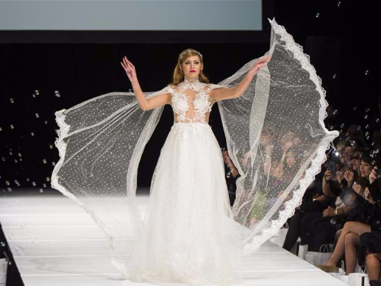 Creations presented during 2019 Startup Fashion Week Runway Show