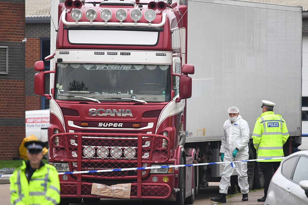 Vietnamese families fear relatives perished in Essex lorry