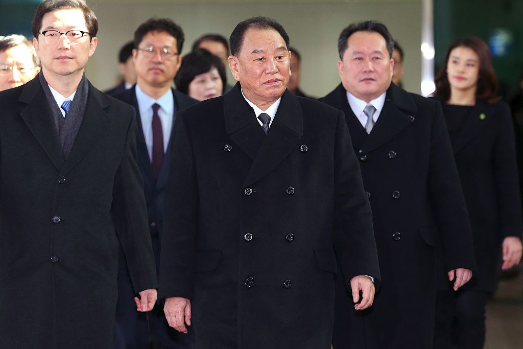 DPRK urges US to return to negotiation table