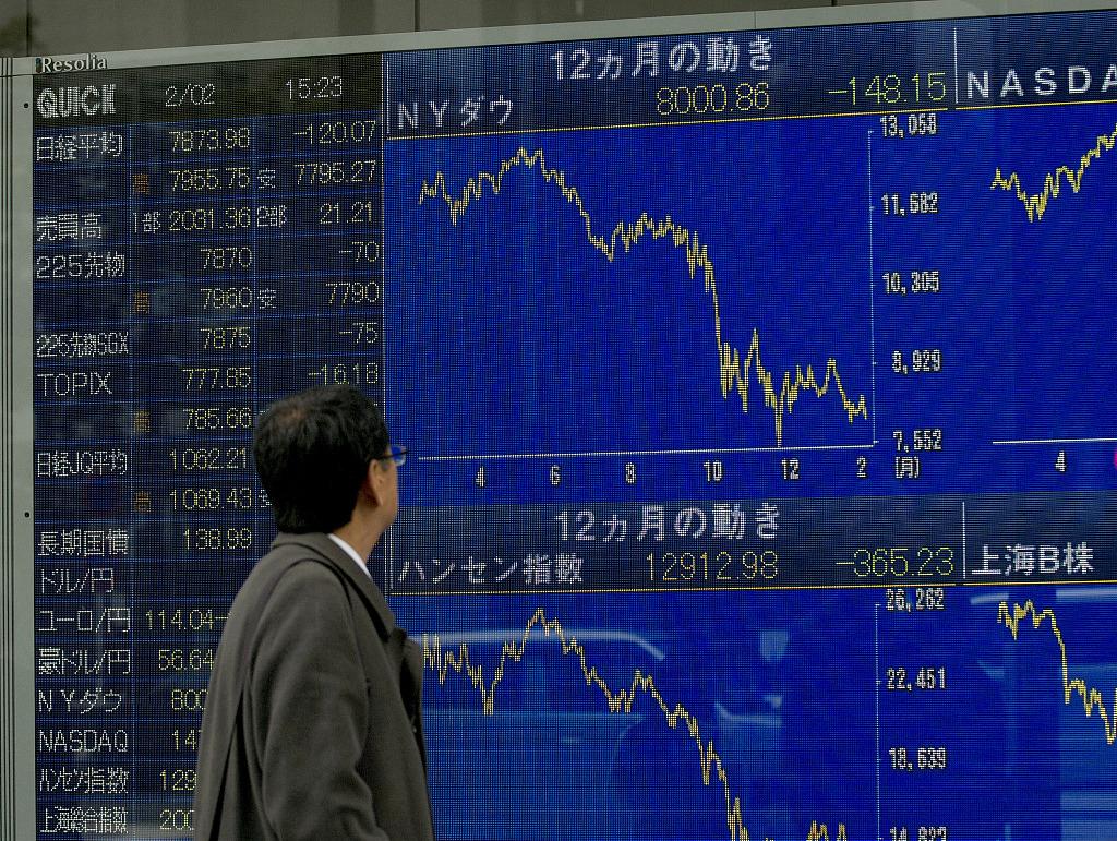 Tokyo stocks open higher on hopes for trade talks, earnings