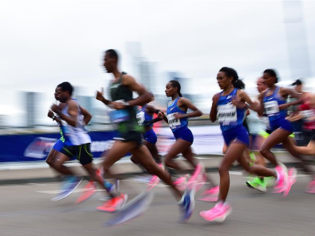 Highlights of 38th Frankfurt Marathon