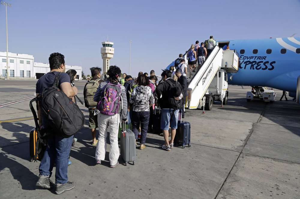 British airlines to resume flights to Egypt's Sharm el-Sheikh after 4-year ban