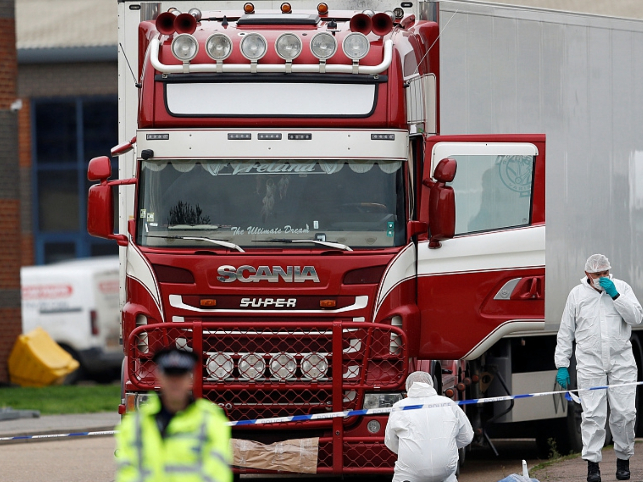 Essex truck deaths: nationality of victims yet to confirm