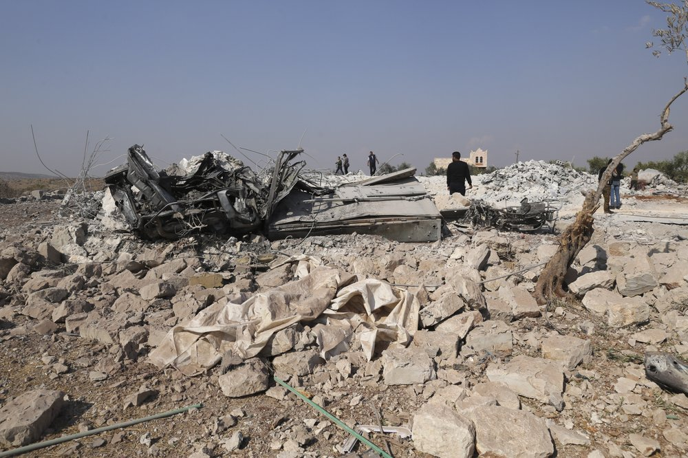 European leaders on death of IS leader: not end of threat