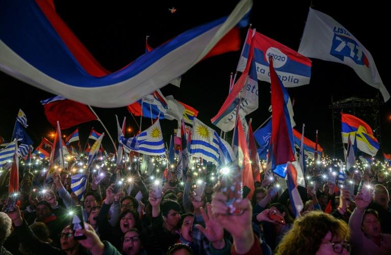 Uruguayans vote on security reform in general election