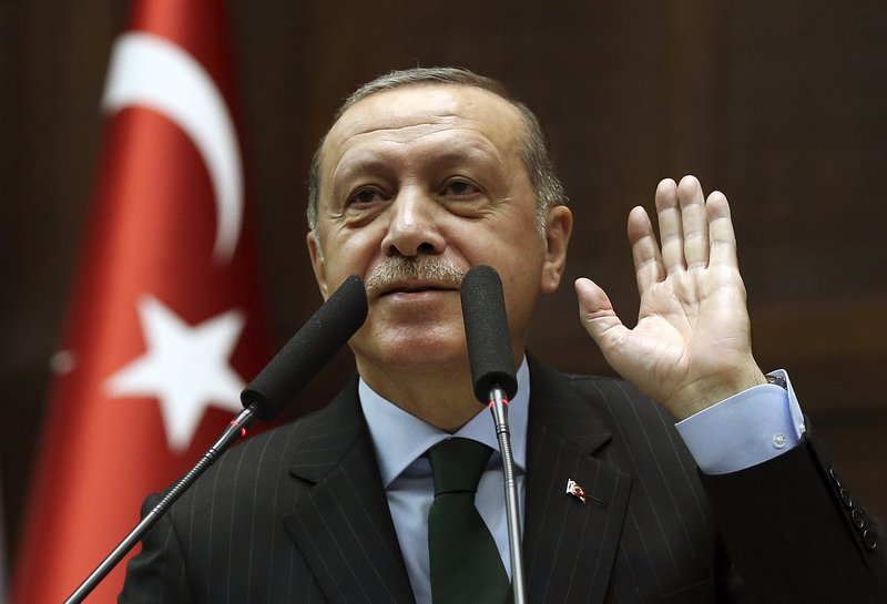 Turkish president says killing of IS leader 'turning point'