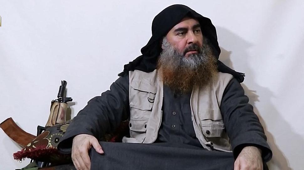 Al-Baghdadi's remains buried at sea: reports