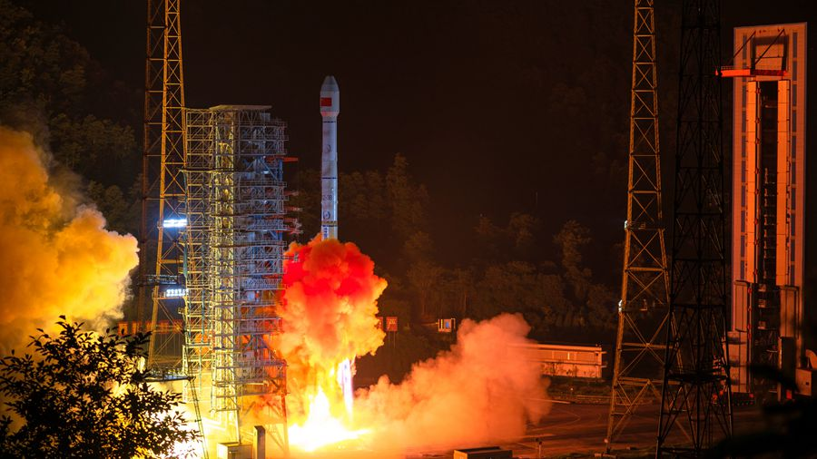 China plans more space science satellites