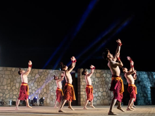Feature: Cultural interaction manifested in 4th Afro-Chinese folklore festival in Egypt