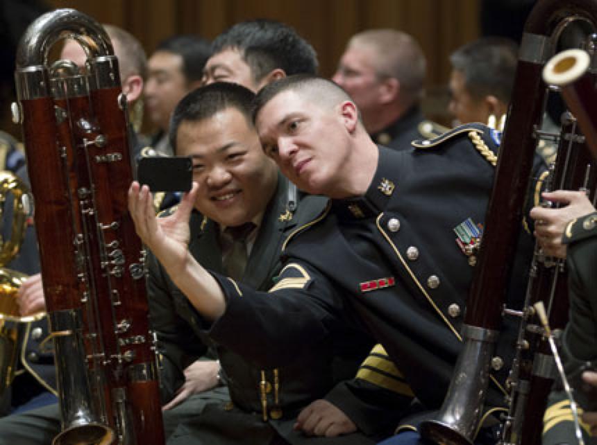 A symbol of Sino-US friendship