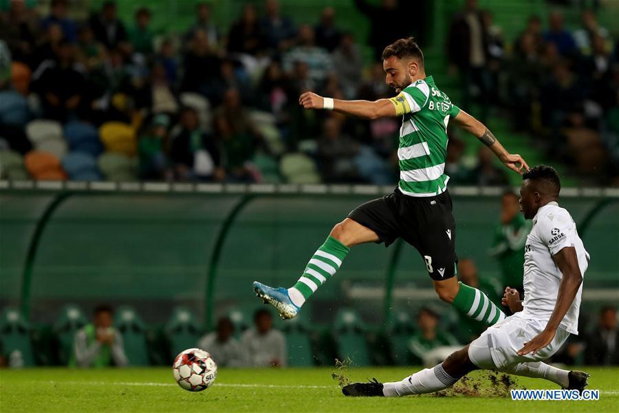 Portuguese League: Vitoria Guimaraes vs. Sporting CP