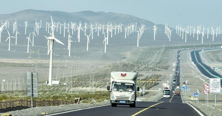 China to take lead in wind energy revolution