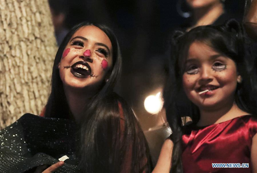Anaheim Halloween Parade held in Anaheim, U.S