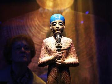 Egypt says London prepared to host Tutankhamun exhibition