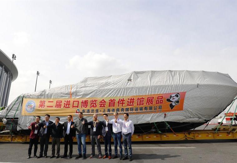 Italian firms eye fruitful results at China import expo