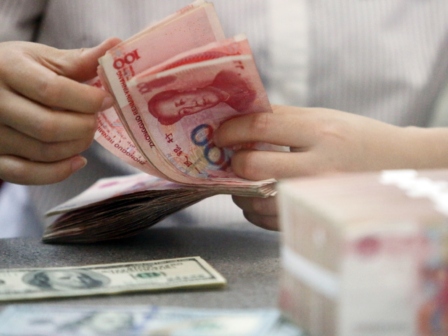 Chinese yuan strengthens to 7.0617 against USD Tuesday