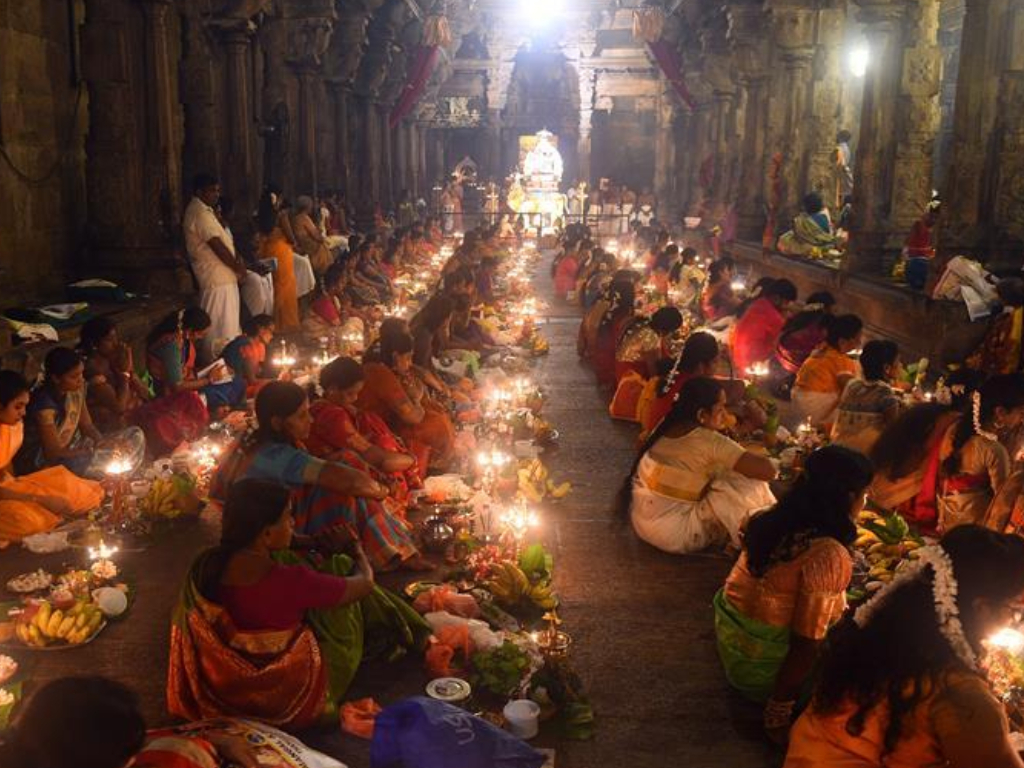 Festival of Lights marked in Colombo, Sri Lanka