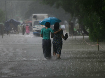 1 killed, over 12,000 affected by thunderstorms in Sri Lanka