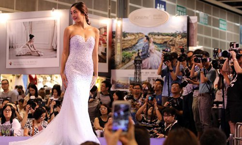 Nearly half weddings affected in HK due to social unrest: survey