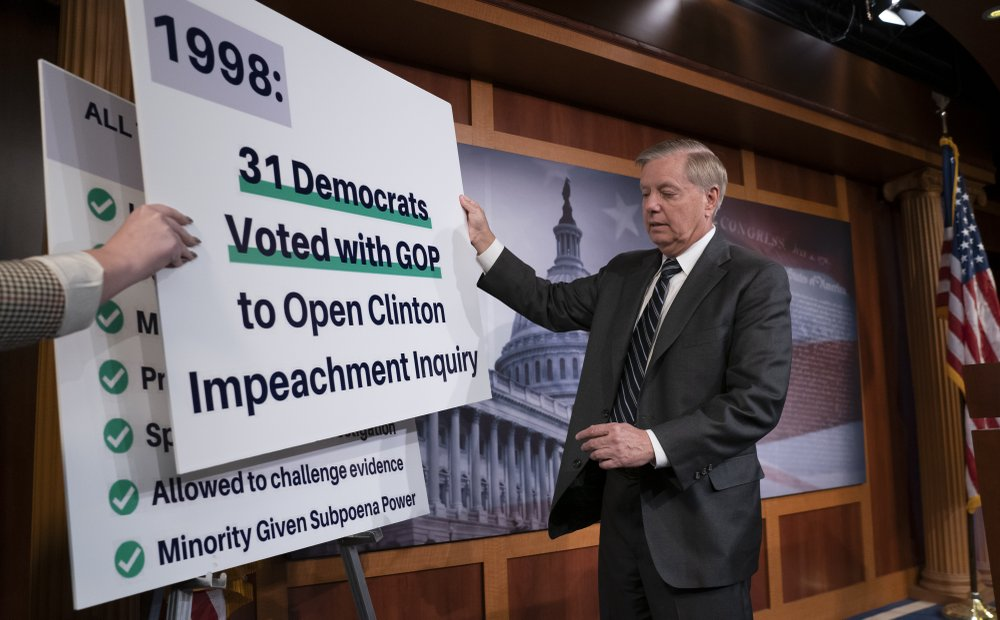 US House Democrats release text of impeachment resolution