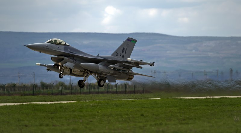 Indonesia to purchase F-16 fighter jets to boost air defense