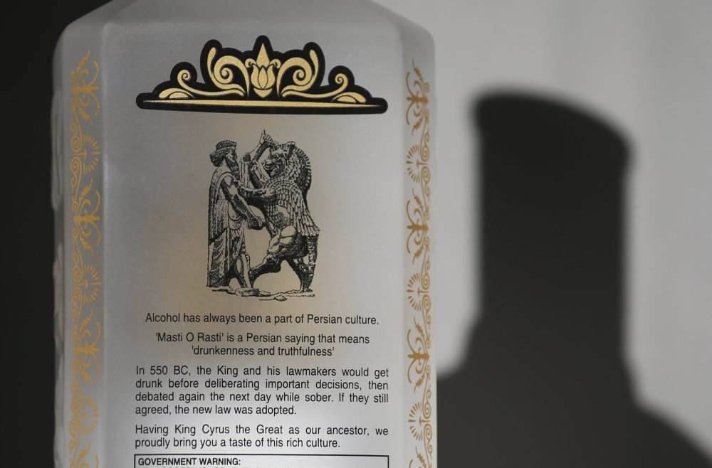 Canadian Arak resurrects bygone Persian drink era