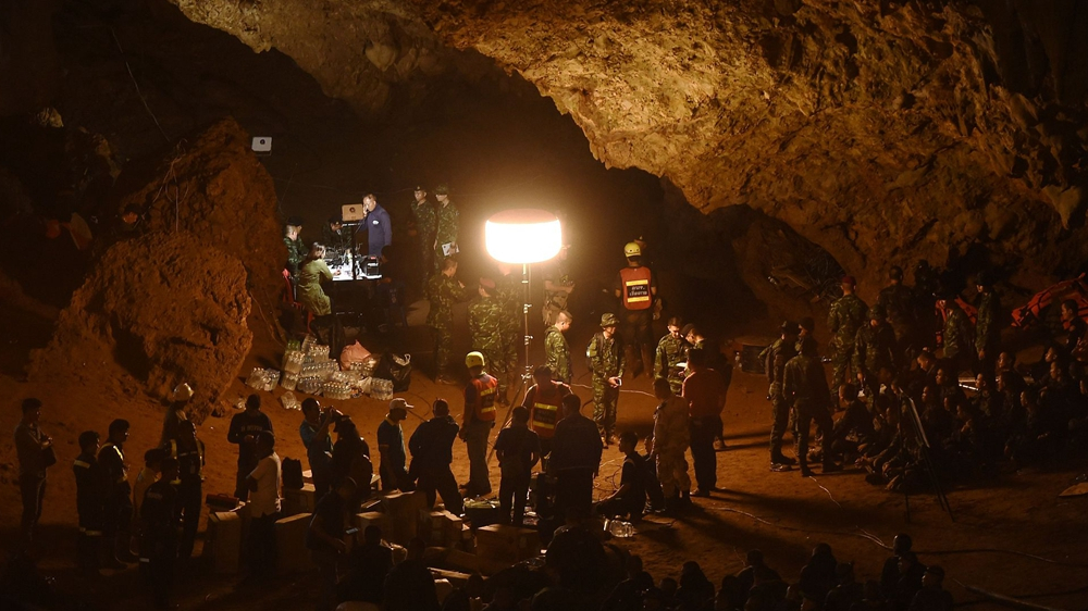 Cave once trapped Thai footballers to officially open in November as tourist attraction