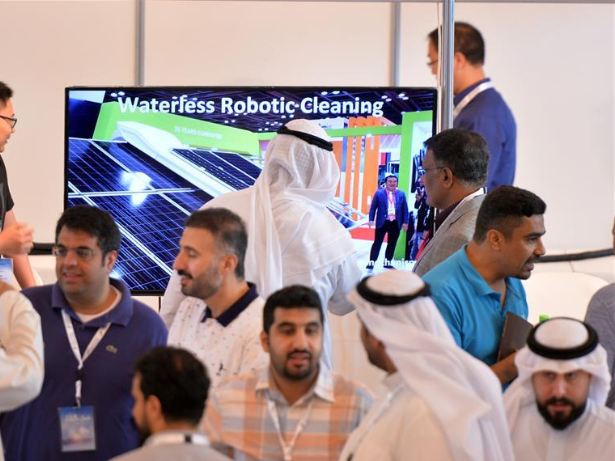 Kuwait launches smart grid exhibition to save power