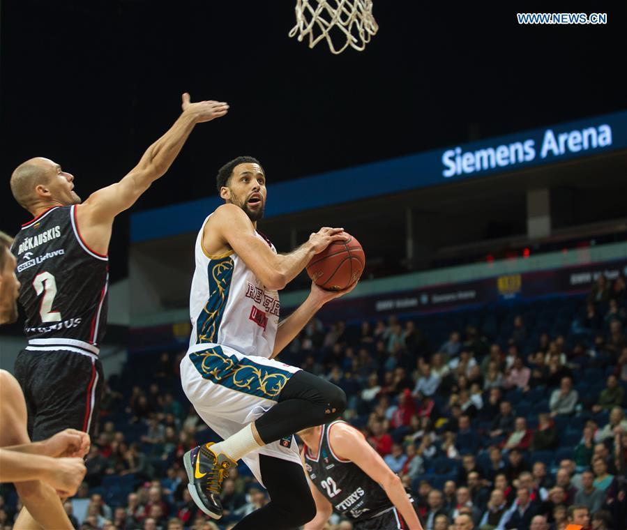 Eurocup basketball tournament: Rytas Vilnius vs. Umana Reyer Venice