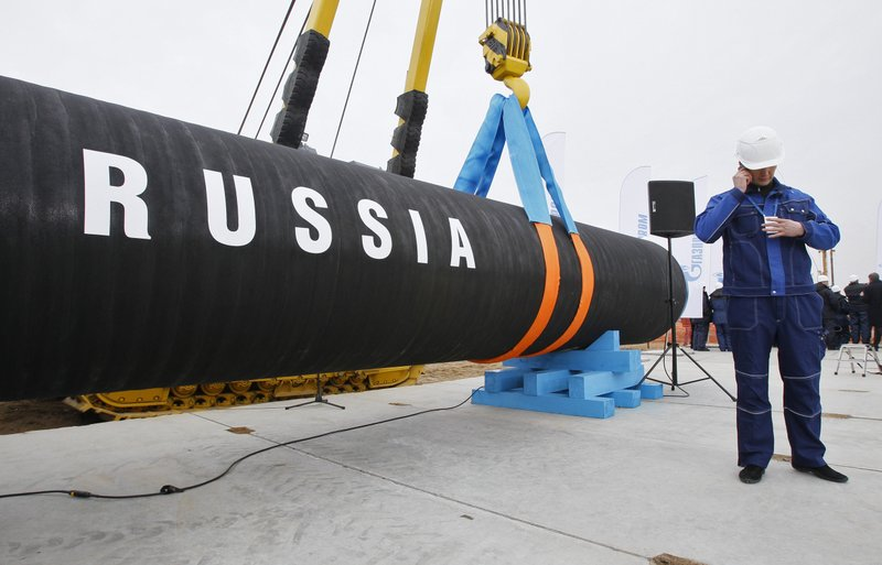 Denmark allows Russia-Germany gas pipeline