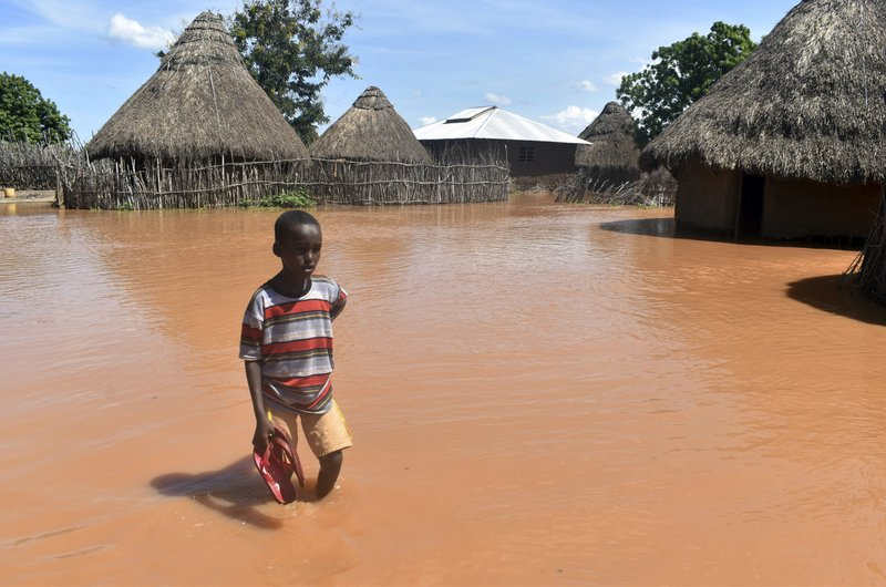 Floods kill 29, displaces thousands in Kenya: UN agency