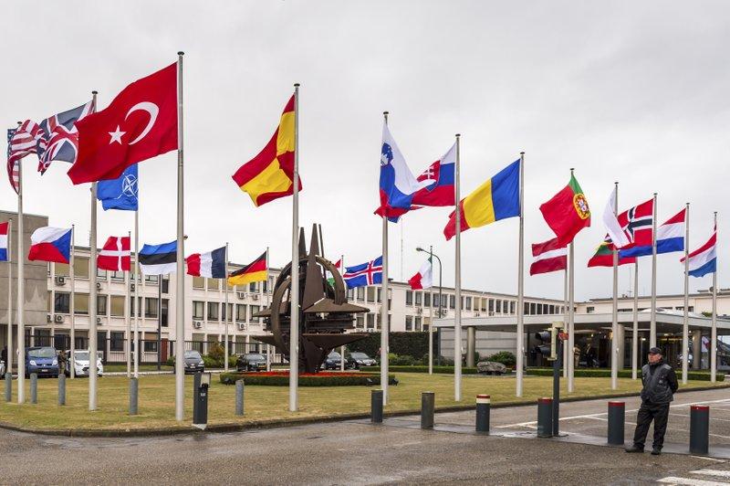 Ukraine plans to meet NATO membership criteria in five years