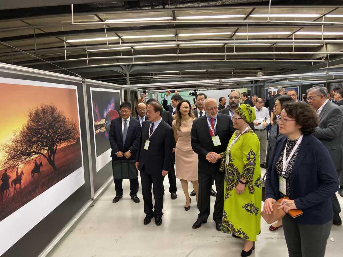 BRICS media photo exhibition opens in São Paulo