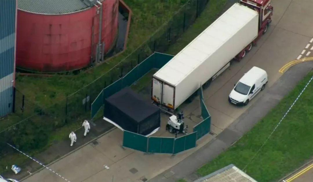 12 migrants found alive in refrigerated truck in Belgium