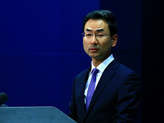 China urges US, Britain to stop distorting facts on Xinjiang-related issues