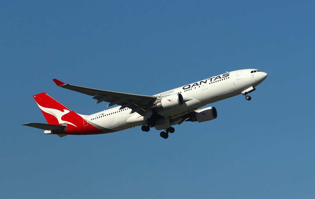 Qantas grounds Boeing 737 plane with crack, inspects others