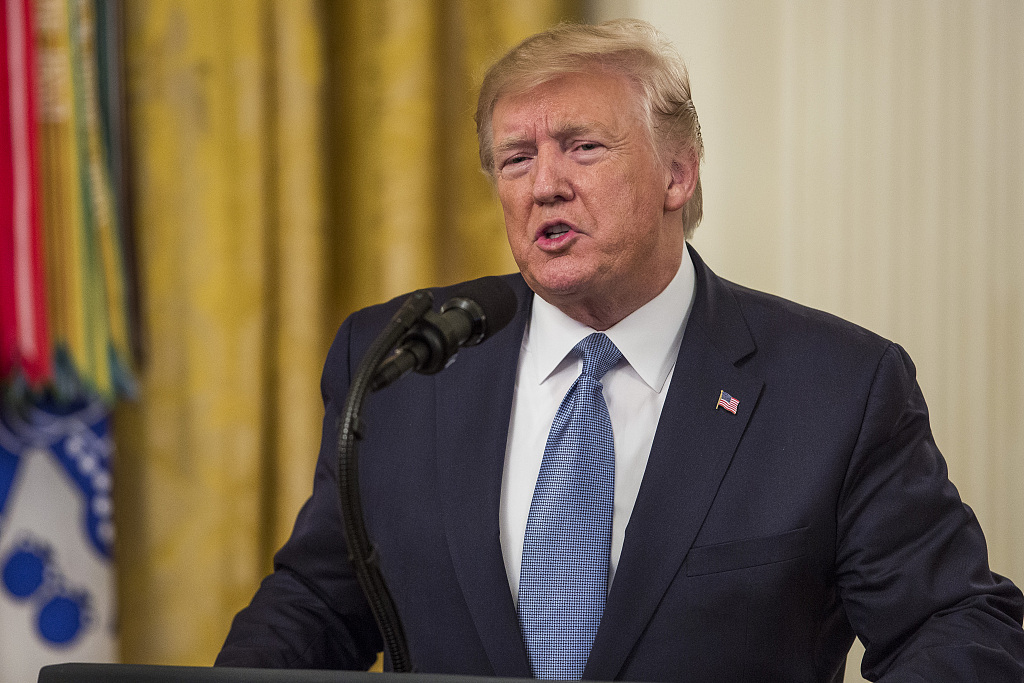 US House of Representatives passes resolution formalizing Trump impeachment inquiry proceedings